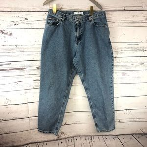 Tommy Hilfiger Wide leg high rise jeans
